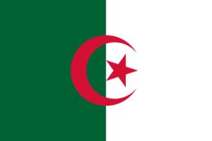 Drapeau Algérie - Membre de l'écosystème AlterMed